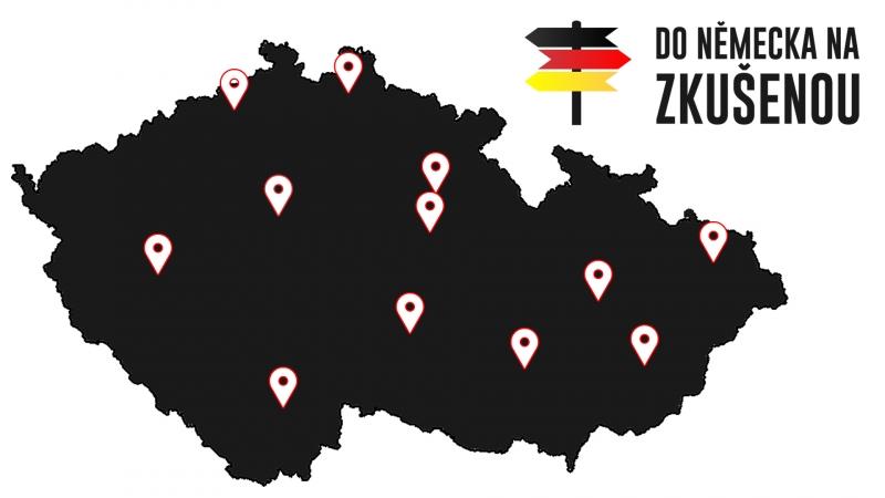 Do Německa na zkušenou vyjíždí na vysokoškolské turné