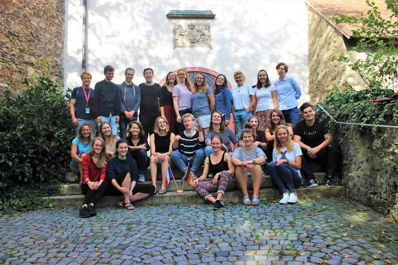Česko-německé fórum mládeže pohledem jeho bývalé členky