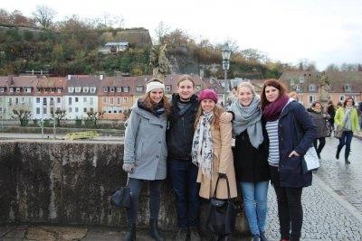 Studium v Bavorsku: Germanistika na univerzitě ve Würzburgu