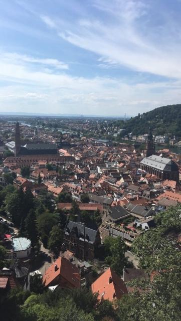 Dva týdny v Heidelbergu aneb jak mě Turci naučili milovat němčinu