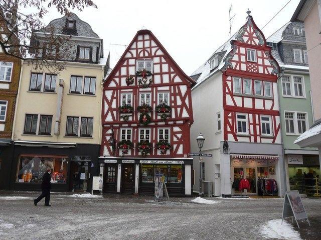 Studijní pobyt na střední škole v Porýní-Falci