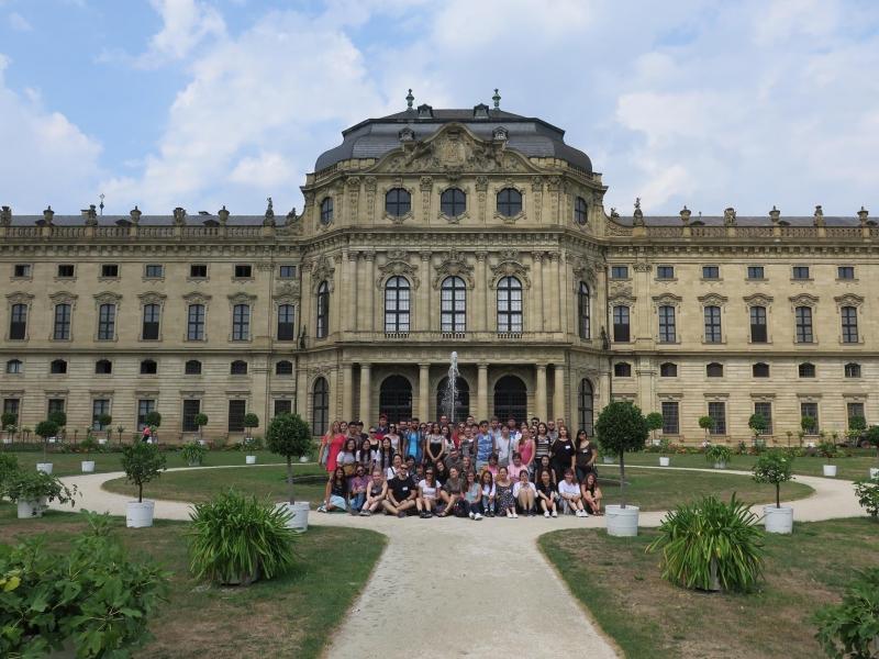 Letní kurz němčiny ve Würzburgu